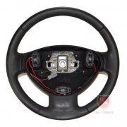 Volante D Direção Original Couro P Renault Duster 12 à 14