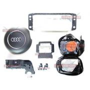 Kit Air Bag Bolsa Modulo Cinto Sensor P Audi A1 2011 Á 2013