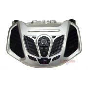 Painel Frontal Cd Player Difusores P Ford Ecosport G2 013 14