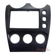 Moldura Cor Preto Central de Radio do Painel Ford Fiesta 08 09 010 011 012