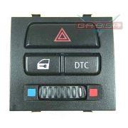 Botão Interruptor Bmw 325 330 06 De Trava E Pisca Alerta Do Painel