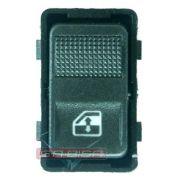 Botão Interruptor De Vidro Elétrico Traseiro Grafite 377959855d Vw Gol Parati G3 99 00 01 02 03