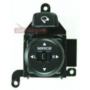 Botão Interruptor de Regulagem do Retrovisor Elétrico Com Recolhimento Hyundai I30 010 011 012