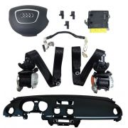Kit Air Bag Audi A3 014 015 Bolsas Cinto Modulo Painel