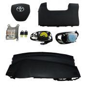 KIt Air Bag Toyota Corolla 015 017 Painel Bolsas Cintos