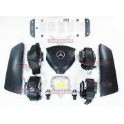 Kit Air Bag Mercedes A200 2006 Bolsas Cintos Modulo