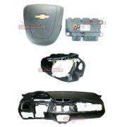 Kit Air Bag Prisma Onix 2013 2014 Bolsas Modulo Painel