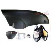 Kit Air Bag New Fit 09 012 Painel Bolsa Modulo Cinto Honda