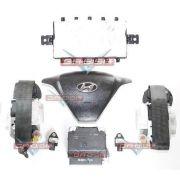 Kit Air Bag Bolsas Modulo Cintos Sem Painel Hyundai Hb20 12 017