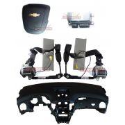 Kit Air Bag Bolsas Cintos Modulo Painel P Gm Cruze 2013