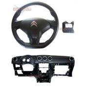 Kit Air Bag Bolsas Volante Modulo Painel Citroen C3 011 014