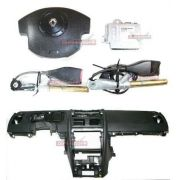 Kit Air Bag Bolsas Fechos Modulo Painel Original Renault Megane 06 07 08 09 010