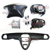 Kit Air Bag Bolsa Cinto Modulo Painel Citroen Picasso 03 08