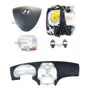Kit Air Bag Hyundai I30 010 012 Duplo Bolsas Modulo Cintos