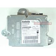 Modulo Central De Air Bag ECU Autoliv 610904900 8200962400 Renault Megane 06 07 08