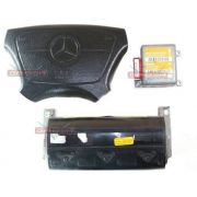 Kit Air Bag Bolsa Modulo 8209726 P Mercedes C180 96 98