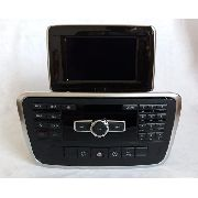 Central Multimídia Cd Player Original Mercedes Benz A200 013 014 015 Sdn