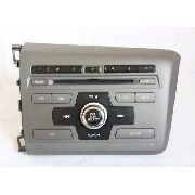 Radio Cd Player Mp3 Aux Original Honda Civic 012 013 014 Sdn
