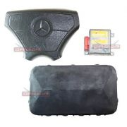 Kit Air Bag Bolsa Modulo 8209726 P Mercedes C280 96 98