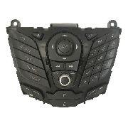 Comando Controle do Painel Central Radio Aux Mp3 Bluetooth E3b518k811db Original Ford Ka 2014 Sdn