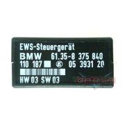 Modulo Central D Controle Ews 61358375840 P Bmw E36 90 Á 99