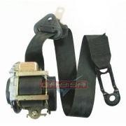 Cinto de Segurança Direito Passageiro Pré Tensionador Do Air Bag Peugeot 206 207 4p 06 07 08 09 010 011 012