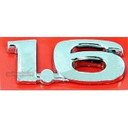 Simbolo Emblema Logotipo 1.6 Da Mala Para Gm Corsa Sedan Classic 96 97 98 99 00 01