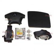 Kit Air Bag Modulo Bolsas Cintos Sensor Airtrek 04 á 08