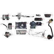 Kit Ar Condicionado e Direção Hidraulica p Ford ka 2013 2014