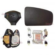 Kit air bag Bolsa Cintos Modulo Painel Original Subaru Impreza 06 07 08