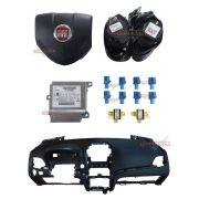 Kit Air Bag Bolsa Cinto Modulo Painel Fiat Freemont 012 014