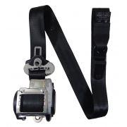 Cinto de Segurança 5z4857705k Esquerdo Motorista Pre Tensionador do Air Bag Original Vw Fox Cross Space 09 010 011 012 013 014