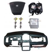 Kit Air Bag Bolsa Cinto Modulo Painel Dodge Journey 010 013