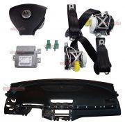 Kit Air Bag Bolsas Modulo Cintos Painel Vw Passat 06 08