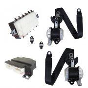 Air Bag Bolsa Passageiro Modulo Cinto Sensor Sem Painel Hyundai Hb20 012 013 014 015 016 017 018