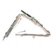 Bolsa Air Bag Cortina de Teto Lateral Esquerdo 610880801a Mitsubishi Outlander 08 09 010 011 012 013