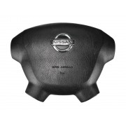 Bolsa Air Bag Motorista do Volante Tampa da Buzina Nissan Frontier 02 03 04 05 06