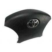 Bolsa Air Bag Motorista do Volante Tampa da Buzina Toyota Hilux Sw4 06 07 08 09 010 011