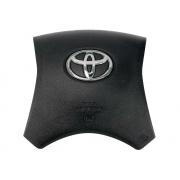 Bolsa Inflável Air Bag do Motorista Esquerdo Tampa da Buzina do Volante Toyota Hilux SW4 012 013 014 015