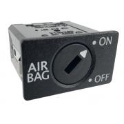 Botão Interruptor Chave de Air Bag On Off Passageiro Interna do Porta Luvas 1k0919237d Vw Jetta Amarok 010 011 012 013 014 015 016 017 018 019 020