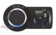 Botão Interruptor De Lanterna Farol Reostato Regulagem de Luz Iluminação do Painel Do Painel 52098290 Gm Onix Spin Prisma Cobalt 013 014 015 016 017 018 019