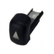 Botão Deslizante do Recirculador do Ar do Comando Controle de Ar Condicionado do Painel MR398626 Mitsubishi Pajero Sport 00 01 02