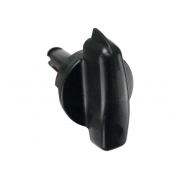 Botão do Direcionador do Ar do Comando Controle de Ar Condicionado do Painel Mitsubishi L200 Pajero Sport HPE 04 05 06 07 08