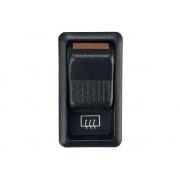 Botão do Painel Interruptor de Desembaçador Traseiro Led Azul 81ag18c621ba Ford Escort Verona 87 88 89 90 91 92 Hobby 93 94 95