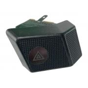 Botão do Painel Interruptor de Emergência Pisca Alerta 3079532351 Vw Gol Voyage Saveiro Parati GL GTS GTI 88 89 90 91 92 93 94 95