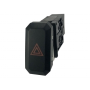 Botão do Painel Interruptor de Luz de Emergência Pisca Alerta 3750907u8330 Jac J3 014 015 016