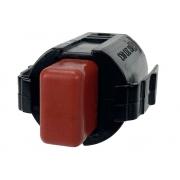 Botão do Painel Interruptor de Luz de Emergência Pisca Alerta 93213043 Gm Monza 85 86 87 88 89 90 91 92 93 94 95 96