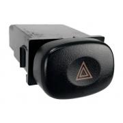 Botão do Painel Interruptor de Luz de Emergência Pisca Alerta Hyundai Accent 95 96 97 98 99