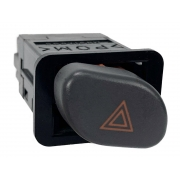 Botão do Painel Interruptor de Luz de Emergência Pisca Alerta mb917505 Mitsubishi Eclipse 95 96 97 98 99