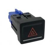 Botão do Painel Interruptor de Luz de Emergência Pisca Alerta Vw Golf 014 015 016 017 018 019